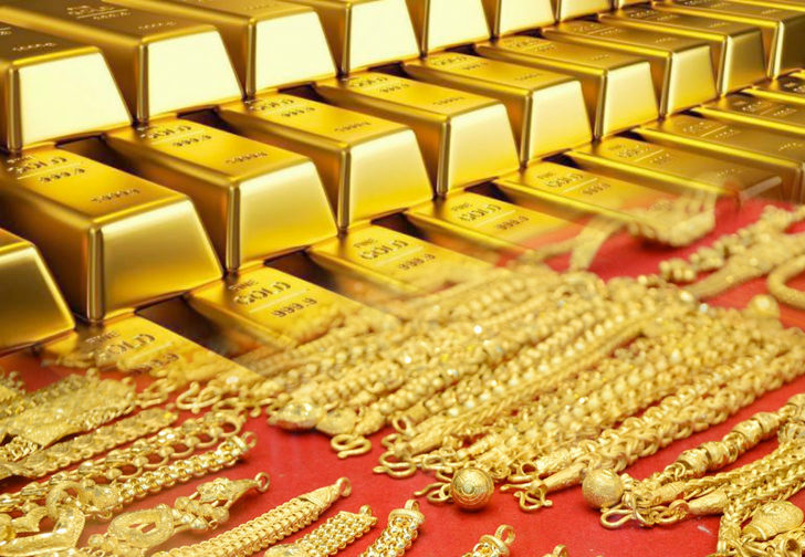 ลงทุนด้วยการซื้อทองคำ