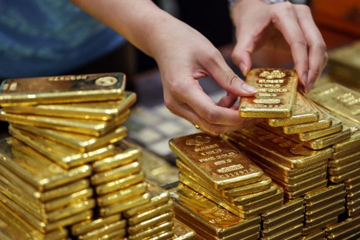 ราคาทองคำขึ้น
