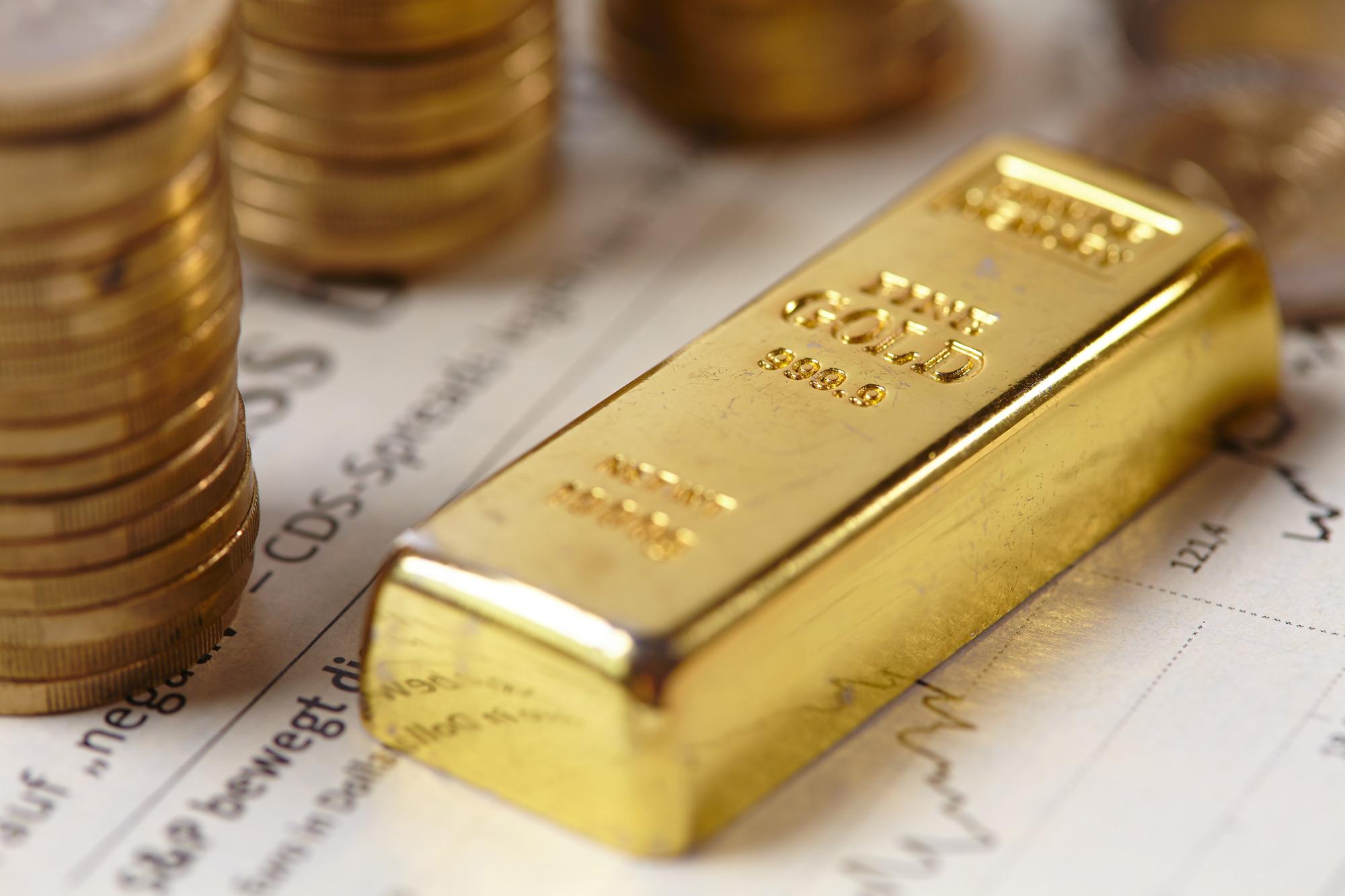 การลงทุนในทองคำ