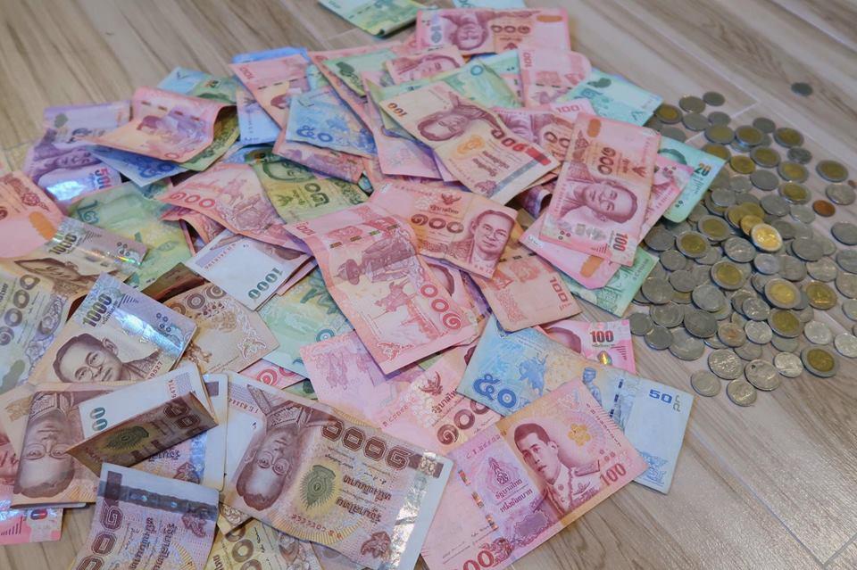 เงินเก็บ-การใช้บัตรเครดิต