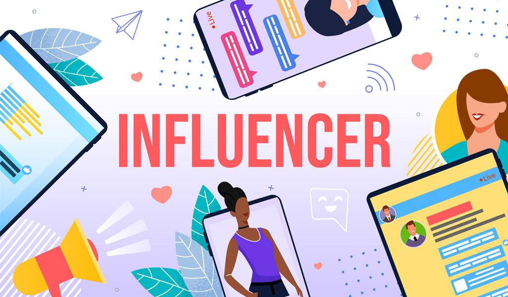 ธุรกิจทำเงินปี 2021 Influencer Marketing