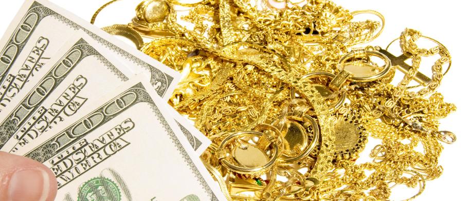 การลงทุนทองคำ