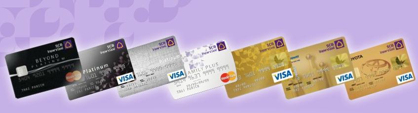 ทำความรู้จักบัตรเครดิต
