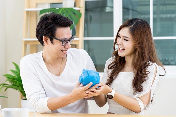 การเงิน กับ การเลือกคู่ครอง